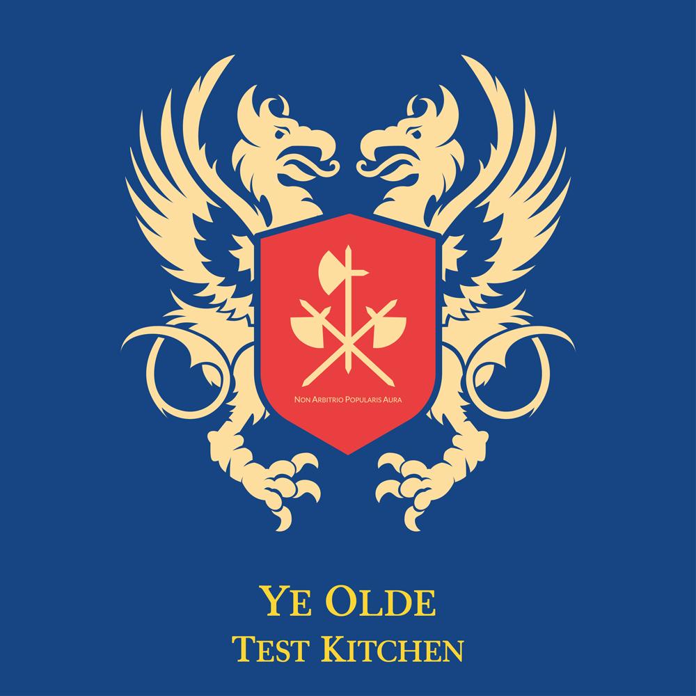 Ye Olde Test Kitchen